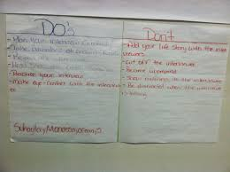 samson quaintance s teaching portfolio interview dos and donts dos and don ts for the process we watched a sample of good and bad interviews and students used level appropriate readings to come up their lists