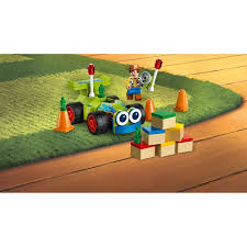 <b>Конструктор LEGO</b> Disney Pixar <b>Toy Story</b> 4 10766 Вуди на машине