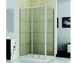 <b>Душевой уголок 150х80 см</b>, стекло прозрачное, проф. хром, RGW ...