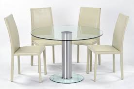 Round Glass Dining Room Table Modern Glass Dining Room Tables Amazing Small Glass Dining Room