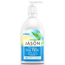 <b>Жидкое мыло</b> для рук с маслом чайного дерева JASON <b>Purifying</b> ...