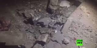 سوريا.. انفجار بحي العزيزية في حلب أثناء احتفالات عيد الميلاد