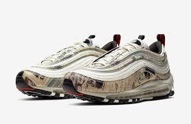 <b>Nike Air Max 97</b> Newspaper 921826-108 Release Date - SBD