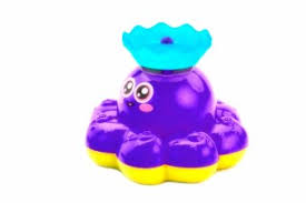 Игрушка для ванны «Фонтан-<b>Осьминожка</b>», фиолетовый ...