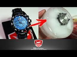 Наручные кварцевые <b>часы Shark</b> Sport <b>Watch</b> из Китая - YouTube