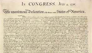 declaration of independence c teachers