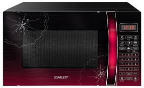Купить Микроволновая печь <b>Scarlett SC</b>-MW9020S04D по низкой ...