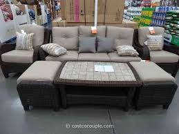 patio couch set  simple costco patio furniture great for home design ideas with costco patio furniture