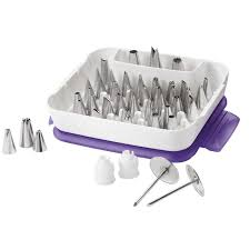 wilton master decorating tip decorating tips cake baking supplies frosting tools set for cupcakes cookies