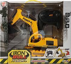 <b>Экскаватор Fun Toy с</b> джойстиком 44425 купить в интернет ...