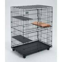 """«<b>Клетка</b> для кошек <b>Midwest</b> """"<b>Cat Playpens</b>"""", 91,5 x 60 x 128 см 130 ..."""