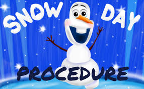 Image result for snow day procedure