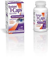 Systane ICaps Eye Vitamin & Mineral Supplement ... - Amazon.com