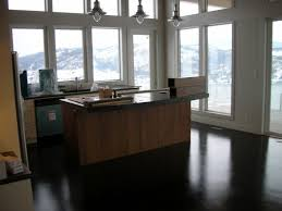 Concrete Floor Kitchen Fresh Idea To Design Your Radiant Infloor Heating Choosing The