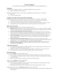 example of resume for computer science best resume and letter cv example of resume for computer science computer science resume nova southeastern university computer science resume bachelor