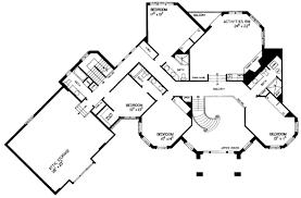 European Style House Plan   Beds Baths Sq Ft Plan     European Style House Plan   Beds Baths Sq Ft Plan