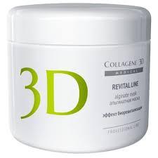 Купить Medical <b>Collagene 3D альгинатная маска</b> для лица и тела ...