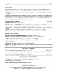 manager resume marketing manager resume