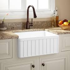 doublebasin fireclay kitchen double farmhouse sink with drainboard fireclay farmhouse kitchen sinks