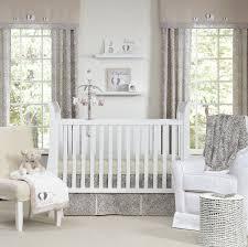 simple baby girl nursery decorations decorating clean white themed baby baby nursery girl nursery ideas modern