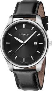 <b>Мужские</b> швейцарские наручные <b>часы Wenger 01.1441.101</b> ...