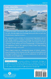 god creation and climate change a catholic response to the god creation and climate change a catholic response to the environmental crisis richard w miller 9781570758898 com books