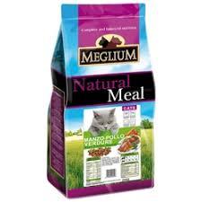 «Корм для кошек <b>Meglium Cat Adult</b> — Говядина, курица, овощи ...
