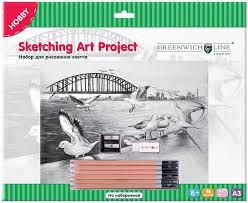 <b>Greenwich</b> Line <b>Набор</b> для рисования На набережной — купить в ...