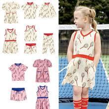 Летние <b>Детские комплекты одежды</b> мини-р, 2020 год платья для ...