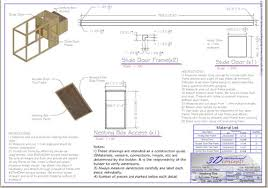 Plans for building a chicken coop   chicken coop plans designsPlans for building a chicken coop