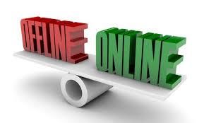 Memilih Bisnis Online Atau Offline?
