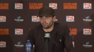 Baker Mayfield Postgame Press Conference vs. Jets