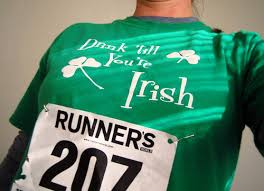 Irish Runner Shirt