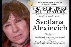 Image result for svetlana alexievich young