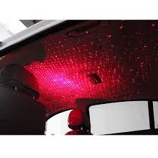 Lighting <b>USB LED</b> Car Roof Interior Atmosphere <b>Star Night</b> Light ...