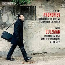 <b>Prokofiev</b>: <b>Violin Concertos</b> Nos. 1 & 2 & Sonata for Solo Violin by ...