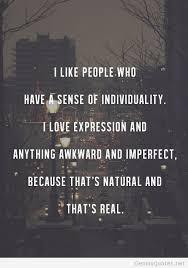 Individuality Quote via Relatably.com