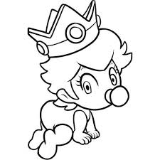 Small Picture Baby Princess Coloring Pages Coloring Pages