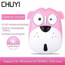 <b>CHUYI</b> Iron Man <b>Wireless</b> Silent <b>Mouse Ergonomic</b> Optical Gamer ...