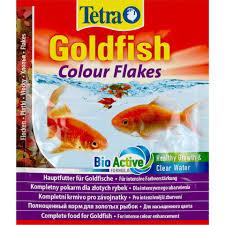 <b>Tetra Goldfish</b> Colour <b>корм</b> в хлопьях для улучшения окраса ...
