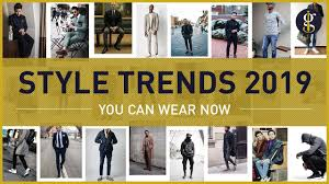 MEN'S <b>FASHION</b> TRENDS for <b>2019</b> To Wear Right Now | <b>Style</b> ...