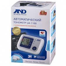 Купить <b>Тонометр UA-1100 автомат</b>.на плечо с адаптером от Эй ...
