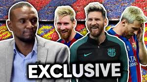lionel messi s biggest weakness is eric abidal exclusive lionel messi s biggest weakness is eric abidal exclusive interview