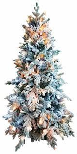 <b>Crystal trees Ель</b> искусственная Неаполь LED — купить по ...