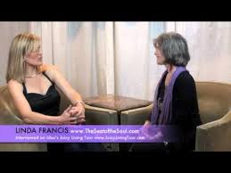 Meeting a life spiritual partner - <b>Linda Francis</b> - YouTube
