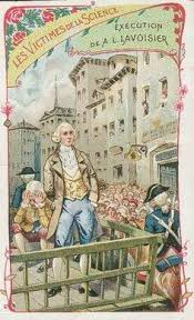 「1794 Antoine-Laurent de Lavoisier persecuted」の画像検索結果