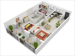 2 awesome 3d floor plans