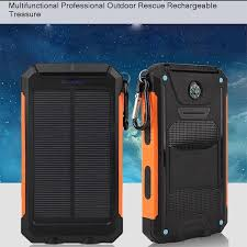 <b>Vogek</b> Solar <b>Power Bank</b> Waterproof Solar Phone – Solar System