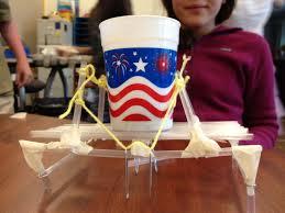 stem straw bridges playdough to plato kid friendly ways to spark creativity playdough to plato