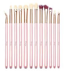 Qivange Eyeshadow Brushes 12PCS Eye Makeup ... - Amazon.com